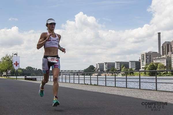 Kuva Triathlete-lehti. Ironman Frankfurt.
