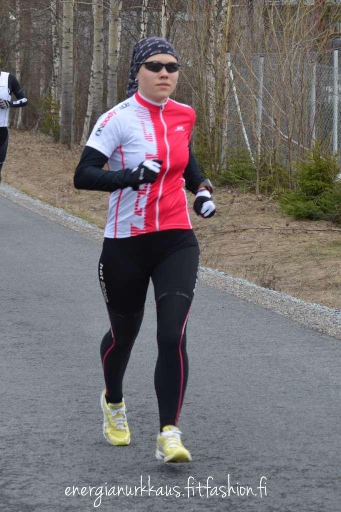Aqua Plussan treenileiriltä 4/2012.
